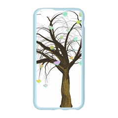 Tree Fantasy Magic Hearts Flowers Apple Seamless iPhone 6/6S Case (Color)