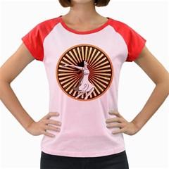 Woman Power Glory Affirmation Women s Cap Sleeve T-Shirt