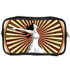 Woman Power Glory Affirmation Toiletries Bags 2 Side