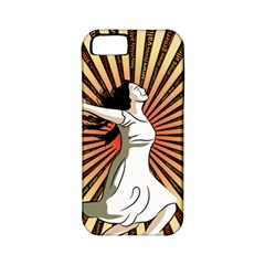 Woman Power Glory Affirmation Apple Iphone 5 Classic Hardshell Case (pc+silicone)