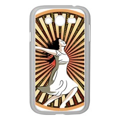 Woman Power Glory Affirmation Samsung Galaxy Grand Duos I9082 Case (white)
