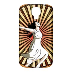 Woman Power Glory Affirmation Samsung Galaxy S4 Classic Hardshell Case (pc+silicone)