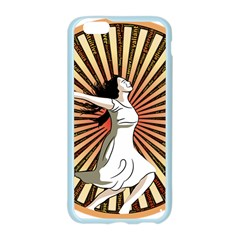 Woman Power Glory Affirmation Apple Seamless iPhone 6/6S Case (Color)