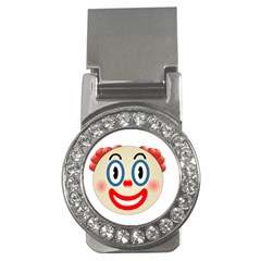Clown Funny Make Up Whatsapp Money Clips (cz)