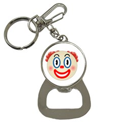 Clown Funny Make Up Whatsapp Button Necklaces