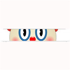 Clown Funny Make Up Whatsapp Small Bar Mats
