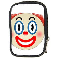 Clown Funny Make Up Whatsapp Compact Camera Cases