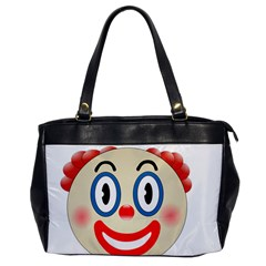 Clown Funny Make Up Whatsapp Office Handbags