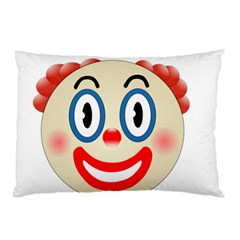 Clown Funny Make Up Whatsapp Pillow Case (Two Sides)