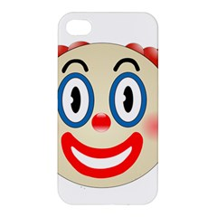 Clown Funny Make Up Whatsapp Apple Iphone 4/4s Hardshell Case
