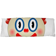 Clown Funny Make Up Whatsapp Body Pillow Case (dakimakura)