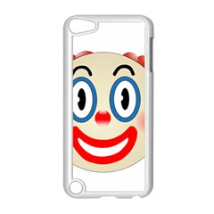 Clown Funny Make Up Whatsapp Apple Ipod Touch 5 Case (white)