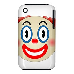 Clown Funny Make Up Whatsapp Iphone 3s/3gs