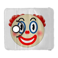 Clown Funny Make Up Whatsapp Galaxy S3 (flip/folio)