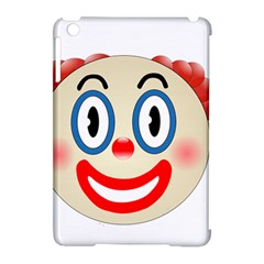 Clown Funny Make Up Whatsapp Apple iPad Mini Hardshell Case (Compatible with Smart Cover)