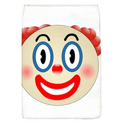 Clown Funny Make Up Whatsapp Flap Covers (L)