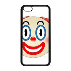 Clown Funny Make Up Whatsapp Apple Iphone 5c Seamless Case (black)