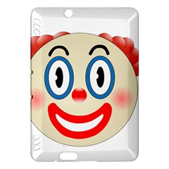 Clown Funny Make Up Whatsapp Kindle Fire Hdx Hardshell Case