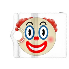 Clown Funny Make Up Whatsapp Kindle Fire Hdx 8 9  Flip 360 Case
