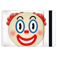 Clown Funny Make Up Whatsapp Ipad Air Flip