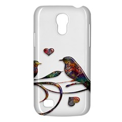 Birds Abstract Exotic Colorful Galaxy S4 Mini