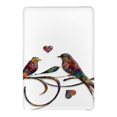 Birds Abstract Exotic Colorful Samsung Galaxy Tab Pro 12 2 Hardshell Case