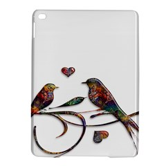 Birds Abstract Exotic Colorful Ipad Air 2 Hardshell Cases