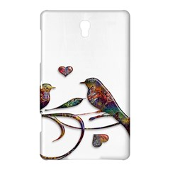 Birds Abstract Exotic Colorful Samsung Galaxy Tab S (8 4 ) Hardshell Case