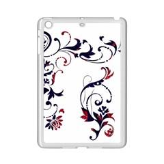 Scroll Border Swirls Abstract Ipad Mini 2 Enamel Coated Cases