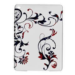 Scroll Border Swirls Abstract Ipad Air 2 Hardshell Cases