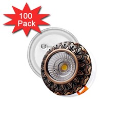 Lighting Commercial Lighting 1 75  Buttons (100 Pack)