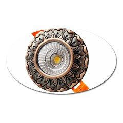 Lighting Commercial Lighting Oval Magnet