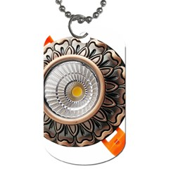 Lighting Commercial Lighting Dog Tag (two Sides)