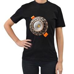 Lighting Commercial Lighting Women s T Shirt (black)