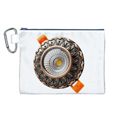Lighting Commercial Lighting Canvas Cosmetic Bag (l)