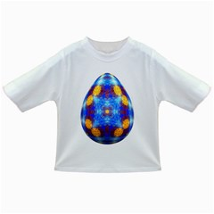 Easter Eggs Egg Blue Yellow Infant/toddler T Shirts
