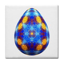 Easter Eggs Egg Blue Yellow Face Towel