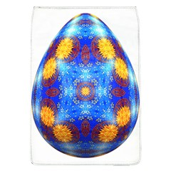 Easter Eggs Egg Blue Yellow Flap Covers (l)