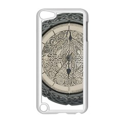 Clock Celtic Knot Time Celtic Knot Apple Ipod Touch 5 Case (white)