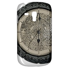 Clock Celtic Knot Time Celtic Knot Galaxy S3 Mini