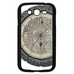 Clock Celtic Knot Time Celtic Knot Samsung Galaxy Grand Duos I9082 Case (black)