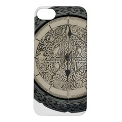 Clock Celtic Knot Time Celtic Knot Apple Iphone 5s/ Se Hardshell Case
