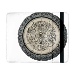 Clock Celtic Knot Time Celtic Knot Samsung Galaxy Tab Pro 8 4  Flip Case