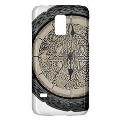 Clock Celtic Knot Time Celtic Knot Galaxy S5 Mini