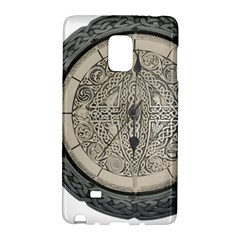 Clock Celtic Knot Time Celtic Knot Galaxy Note Edge