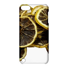Lemon Dried Fruit Orange Isolated Apple iPod Touch 5 Hardshell Case with Stand