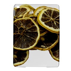 Lemon Dried Fruit Orange Isolated iPad Air 2 Hardshell Cases