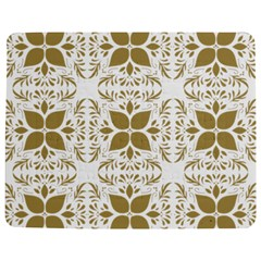 Pattern Gold Floral Texture Design Jigsaw Puzzle Photo Stand (rectangular)