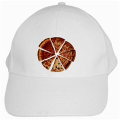 Food Fast Pizza Fast Food White Cap