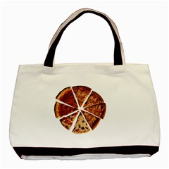 Food Fast Pizza Fast Food Basic Tote Bag (two Sides)